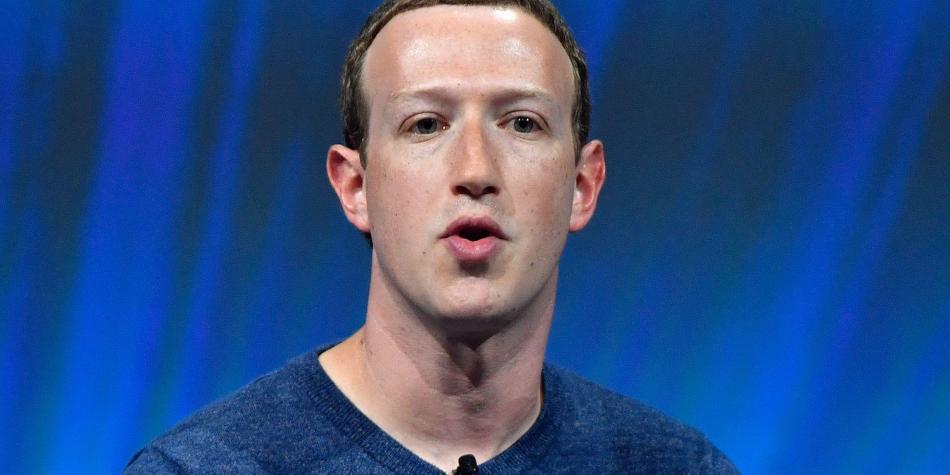 El director de Facebook Zuckerberg tendrá un encuentro con el Secretario de Cultura del Reino Unido.